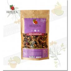 """Чай плодово-ягодный с травами """"Витаминный"""" BrusnikaTea"""