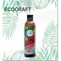 """Натуральный шампунь против выпадения и для роста волос """"Манго и розовый имбирь"""" Ecocraft"""