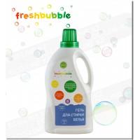 Натуральный Гель для стирки белья Freshbubble Универсальный, 1500л